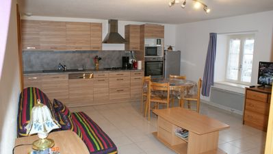 Photo for GERARDMER CENTER-TOWN APARTMENT 4/5 PERS ***