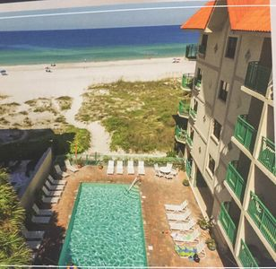 Photo for #510 Top floor Gulf view vacation rental!