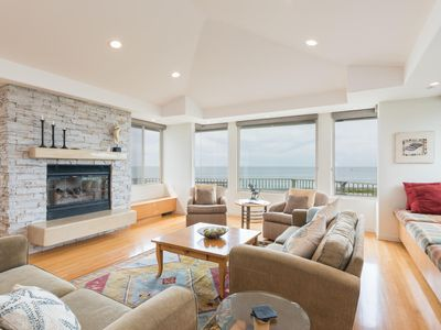 Photo for Premier Moonstone Beach Retreat with amazing views