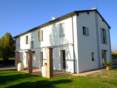 Photo for Il Leccio in Bologna (Old renovated farmhouse)
