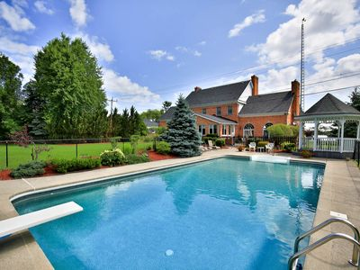Photo for Niagara River Grand Mansion - SALE: NO CLEANING FEE!