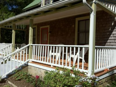 Photo for Oak Bluffs Cottage - A Short Walk to the Beach!