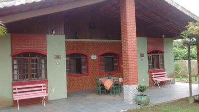 Photo for Beautiful country house in large green area to enjoy the tranquility of nature ....