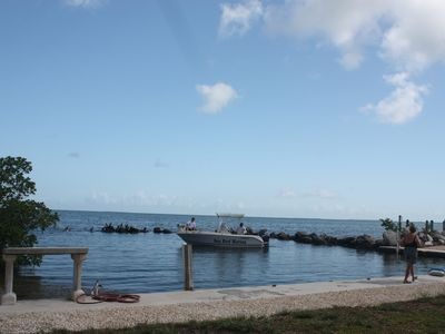 Photo for Fisherman's Dream On  Florida Bay, Large Yard and Boat Basin.
