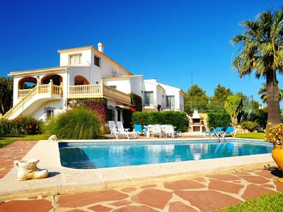 Photo for Vacation home Portichol 31  in Jávea, Costa Blanca - 8 persons, 4 bedrooms