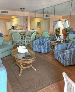 Photo for Welcome to Tropical Ocean Paradise! 2BR/2BA, Beachfront Condo!