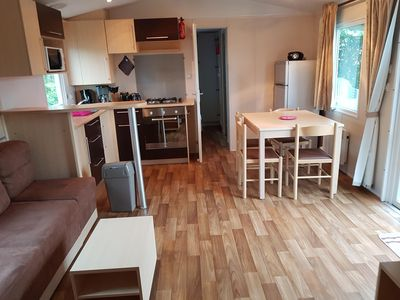 Photo for MOBILE HOME 6 PERSONS Rental