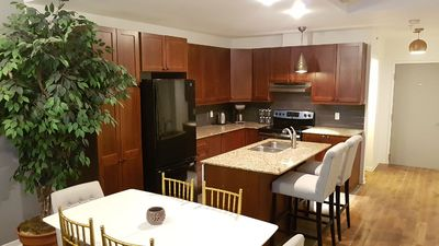 Photo for 2 bedroom Condo in the heart of Old Port Montreal