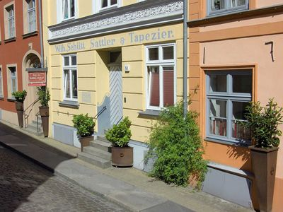 Photo for Apartment lower deck EC with balcony - Gohr apartments