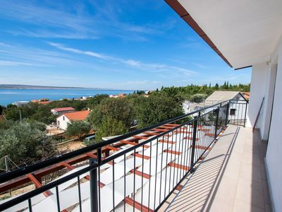 Photo for Apartments Šimić-with beautiful view (42013-A3) - Starigrad Paklenica