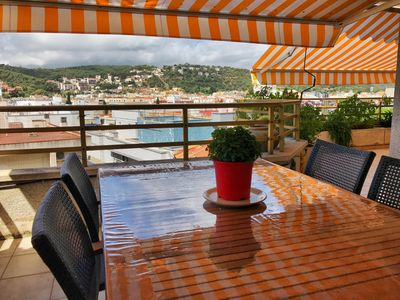 Photo for APARTMENT with TERRACE close to the BEACH