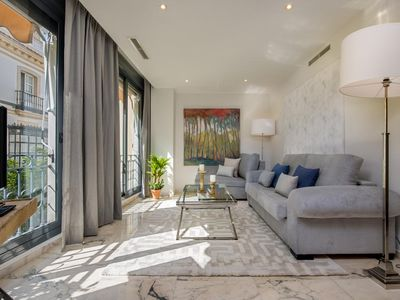 Photo for Brand new 2 Bd Apartm near Cathedral. Vinuesa II