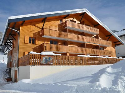 "Photo for Residence ""Le Tetras"" located in the Panthiaz area. New residence located near the gondola Braitaz."