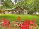 4BR House Vacation Rental in Eustace, Texas