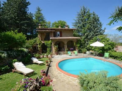 Photo for Villa Bellavista for an ideal holiday immersed in the green of Umbria