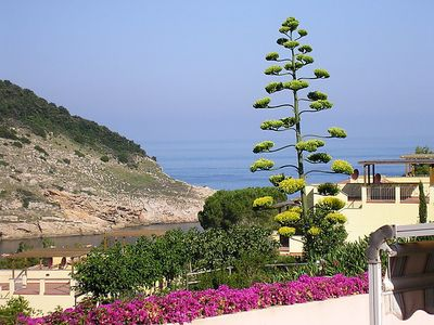 Photo for Apartment Cala Rossa in Nisporto - 4 persons, 1 bedrooms
