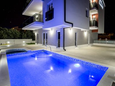 Photo for Medern design villa with swimming pool