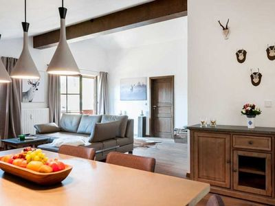 Photo for 2-room luxury apartment -, Apartment Ringberg Chalet