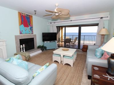Photo for Shipwatch A501- Beach Front Views from Terrace with Luxurious Interior!
