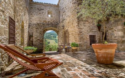 Photo for Charming Self-Catering Apartments in a Spectacular Umbria Villa Rental