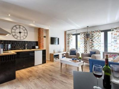 Photo for Levante Apartment, a suite with strength and personality