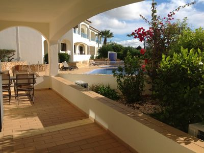 Photo for Luxury & Spacious 2 Bed Apartment In The Centre Of Carvoeiro (Very Near Beach)