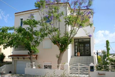 SUMMER HOLIDAY APARTMENT VERY CLOSE TO CRYSTAL WATER SANDY BEACH OF ALMIRIDA