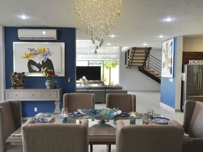 Photo for Beautiful large private home in Marina Vallarta