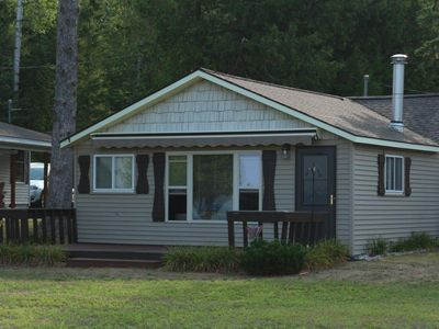 Photo for Cozy Burt Lake Cottage - New Lower Rates, New Owners - come try us out