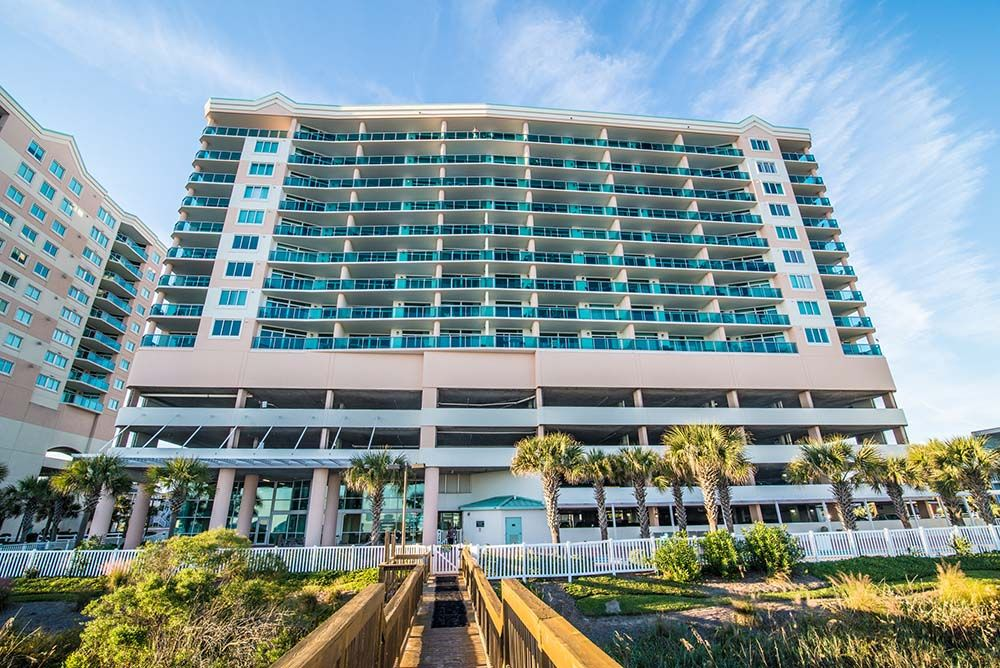 Luxury Oceanfront 2 Bedroom Crescent Keyes 1209 North Myrtle Beach Myrtle Beach Grand Strand