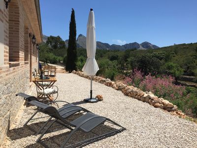 Photo for Idyllic holiday home in the midst of nature, discover authentic Spain |Almendra