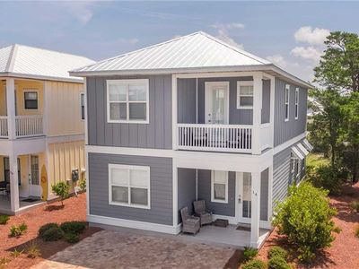 Photo for Gone Coastal - Dune Allen Beach! 30A! Community Pool! Steps to the Sand!