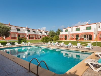 Apartments 30 meters.to the beach! of Cala´n Forcat