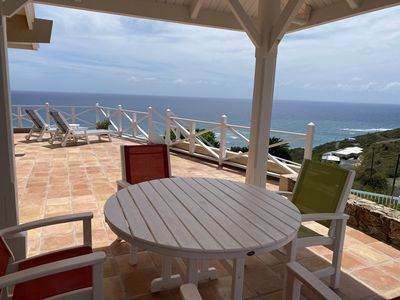 Photo for Views forever , four bedroom, four bath villa, pool, A/C, casino nearby