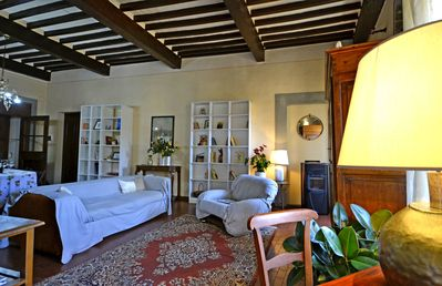 Photo for Lovely apartment for 4 guests with WIFI, pets allowed and panoramic view