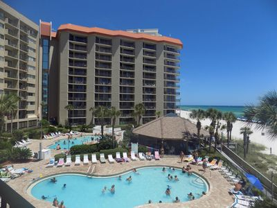 Photo for Beautiful Gulf View - UPDATED 2 BR 2 Bath