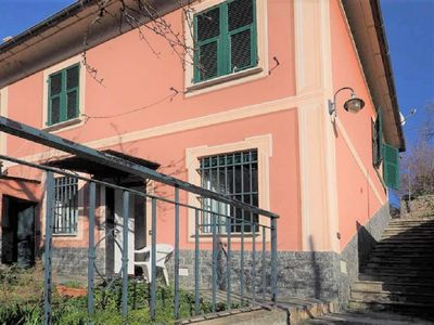 Photo for Ligurian house a stone's throw from the sea