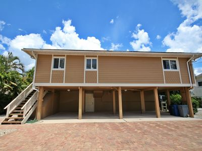 Photo for 3 Pepita Street: 4  BR, 3  BA House in Fort Myers Beach, Sleeps 8