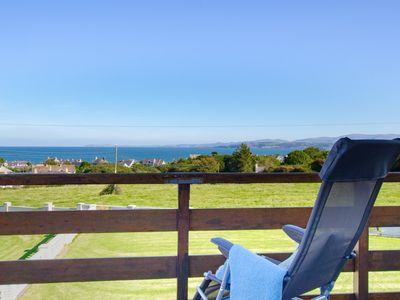 Photo for This top floor apartment of a detached house in Moelfre offers spacious accommodation for up to 7 pe