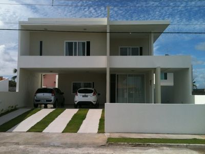 Photo for Great house with pool in a gated community in Barra de São Miguel - Alagoas.