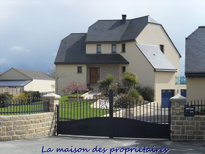 Photo for Rent in bay(berry) of the holy mountain michel