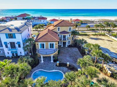 Photo for Stunning Vacation Home w/ Gulf Views, Private Pool & Guest House!