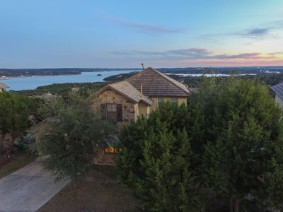 Spectacular Panoramic Lake Travis Views!  Hollows Casita Lago/Vista Jonestown
