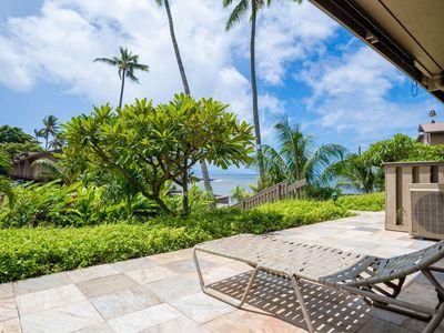 Photo for Enjoy tropical breezes, ocean views and a sandy beach by taking advantage of 20% May & June stays