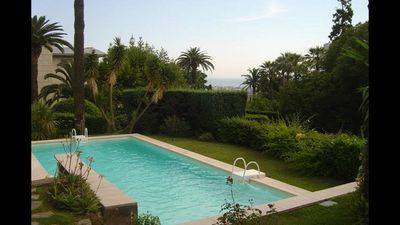 Photo for Azur Best Housing Cannes CaliforniaTwo Bedrooms with Pool