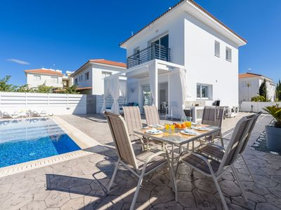 Photo for 3BR Villa Vacation Rental in Paralimni