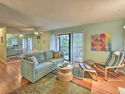 Photo for Cozy Hilton Head Condo w/Pool -Walk to Beach!