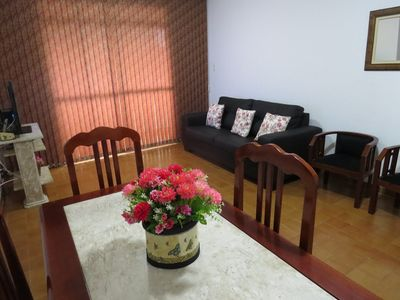 Photo for EXCELLENT TWO BEDROOM APARTMENT, FREE WIFI PROMOTIONAL RATES R $ 230,00