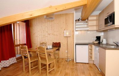 Photo for Residence Odalys Le Grand Panorama 1 *** - Detached chalet 3 rooms duplex 8 People