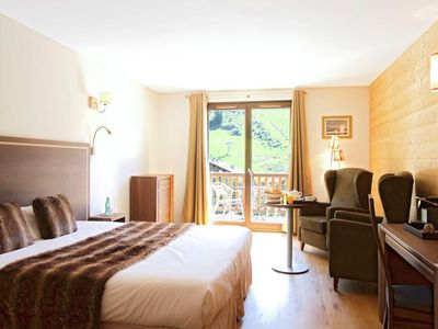 Photo for Hotel Odalys Le Chamois - Room 2 People